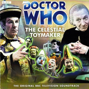 Although the official audio release of the episodes has Peter Purves' narration obscure the you-know-what moment.